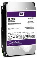Жесткий диск (HDD) для видеонаблюдения HDD 10000 GB (10 TB) SATA-III Purple (WD100PURZ)