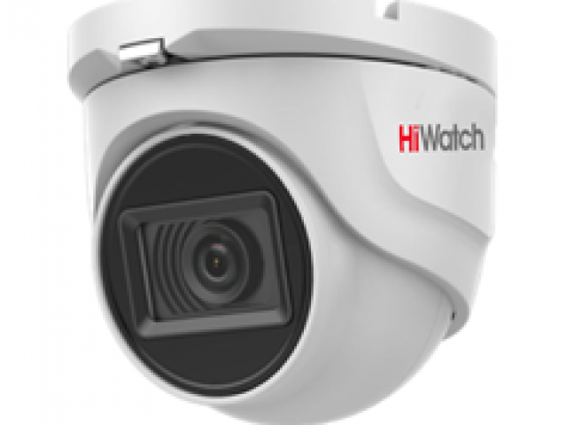 HD-TVI видеокамера HiWatch DS-T803 (2.8 mm)
